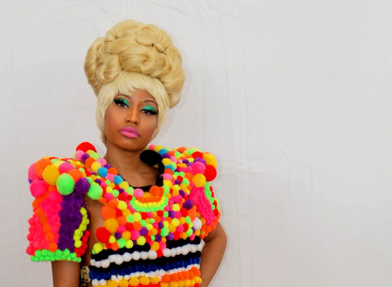 80 Nicki Minaj Lyrics Perfect For Instagram Captions Nicki Minaj