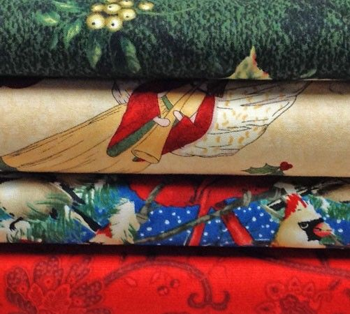 Holiday+Bundle+by,+Wilmington+Prints+at+Creative+Quilt+Kits