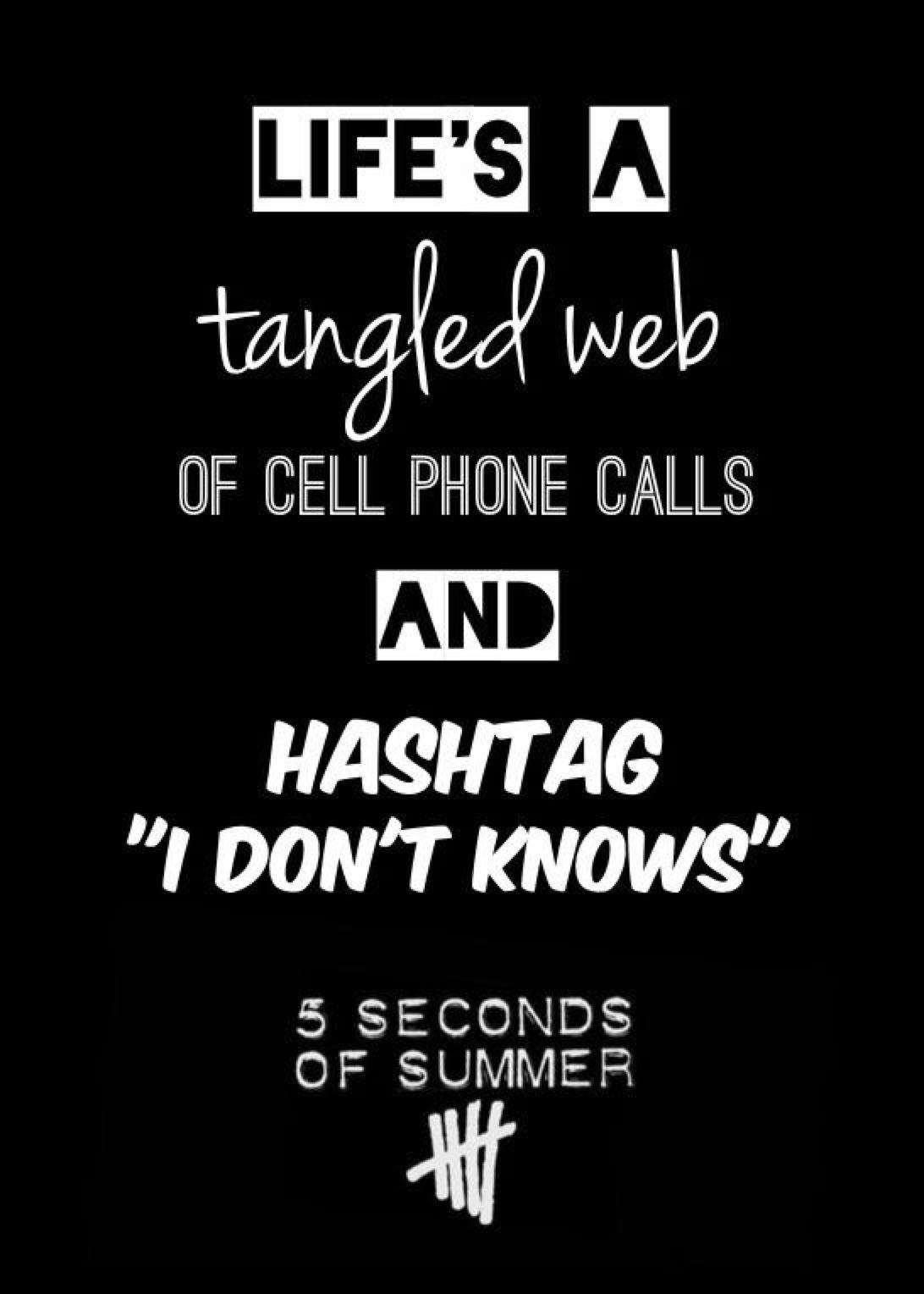 Tumblr iphone wallpaper lyrics - 5sos Iphone Wallpape Tumblr