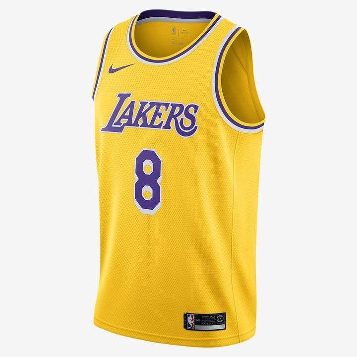 Lebron James Lakers Icon Edition 2020 Nike Nba Swingman Jersey Nike Com In 2020 Nba Swingman Jersey Kobe Bryant Bryant Lakers