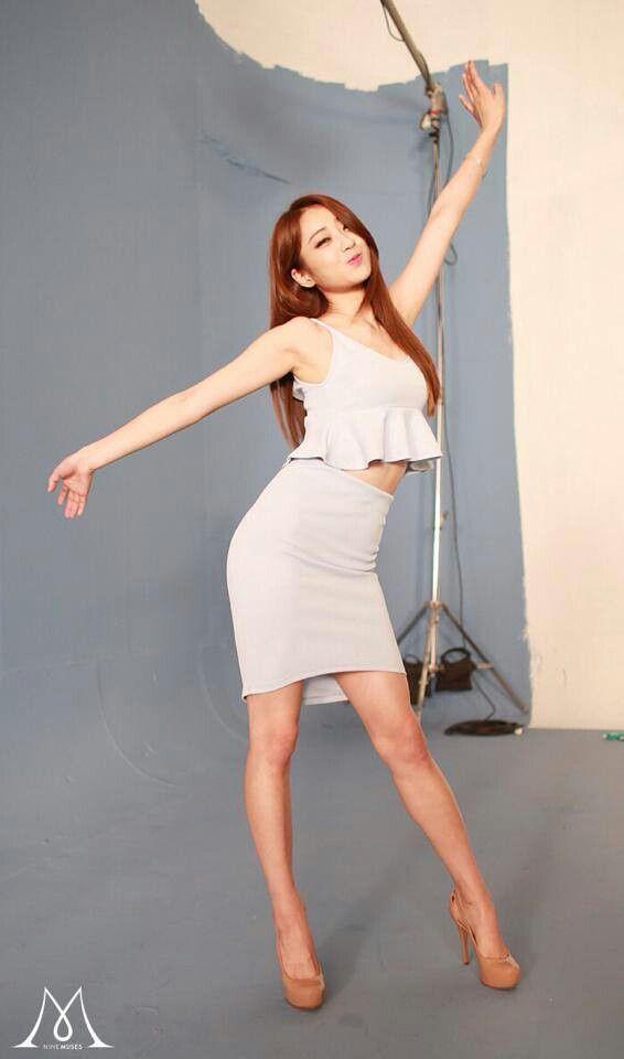 Nine Muses KyungRi