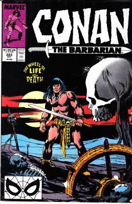 Conan the Barbarian #223