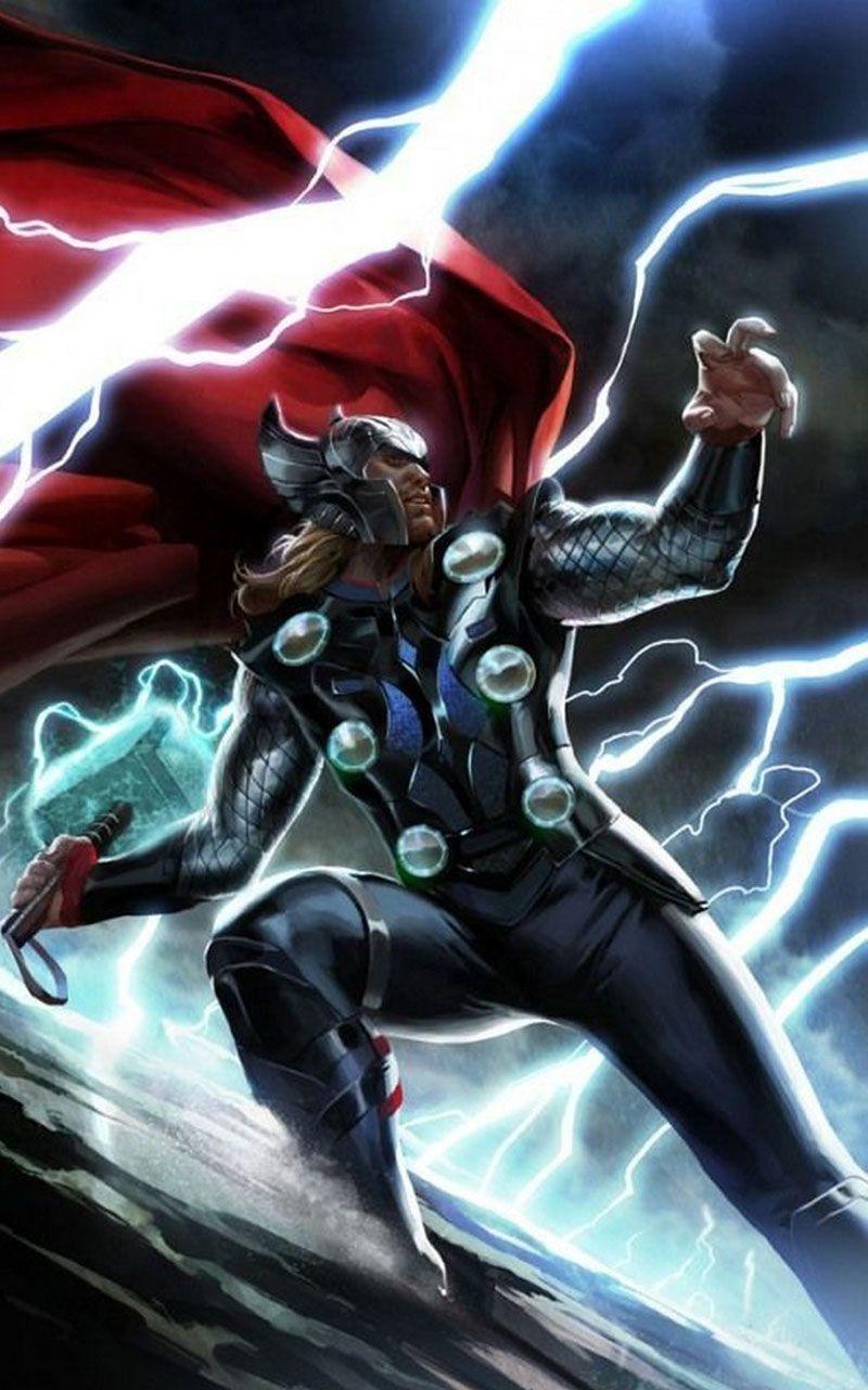 Thor Wallpaper Thor Artwork Thor Comic Art Thor Comic