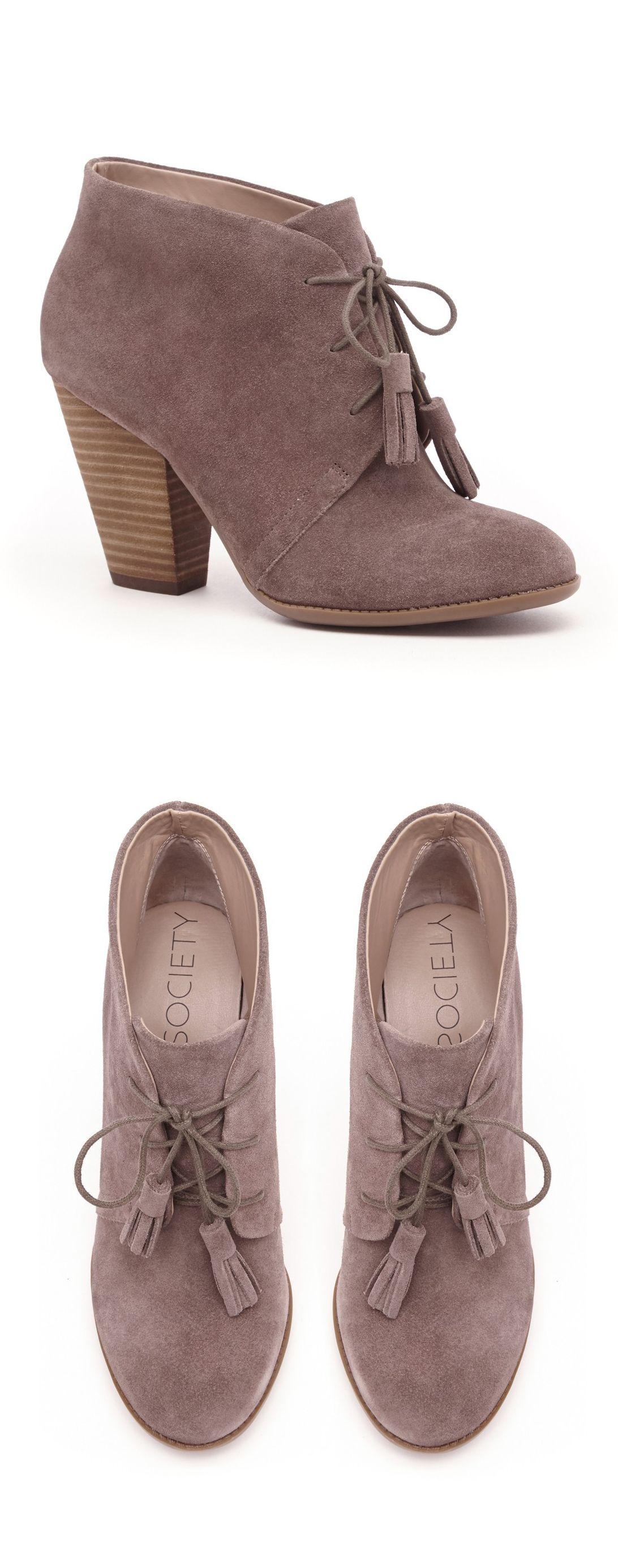 6f01e5df2 Cute booties for fall | Shoes & Socks | Pinterest | Sapato, Pezinho ...