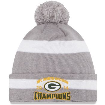 Packers 2014 Nfc North Division Knit Hat At The Packers Pro Shop Green Bay Packers Green Bay Packers Football Packers Pro Shop