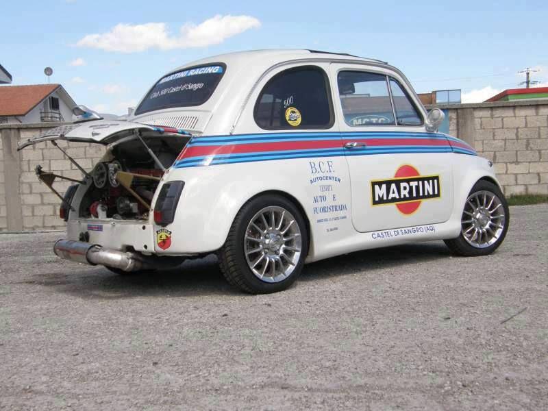 Cool Fiat Fiat 500 Fiat Classic Sports Cars