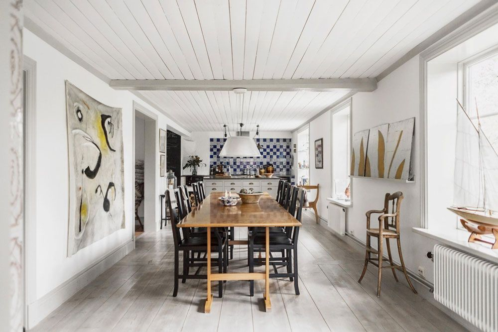 Dreaming Of This Serene Traditional Swedish Cabin Nordic Design My Scandinavian Home Home Scandinavian Home
