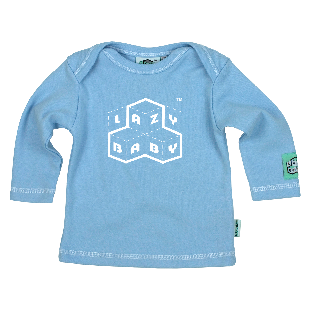LAZY BABY LOGO SKY BABIES FAIRTRADE LONG SLEEVE No description http://www.MightGet.com/january-2017-11/unbranded-lazy-baby-logo-sky-babies-fairtrade-long-sleeve.asp