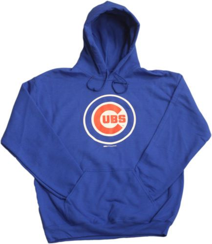 Sweatshirts and Hoodies 155200: Chicago Cubs Youth Hoodie