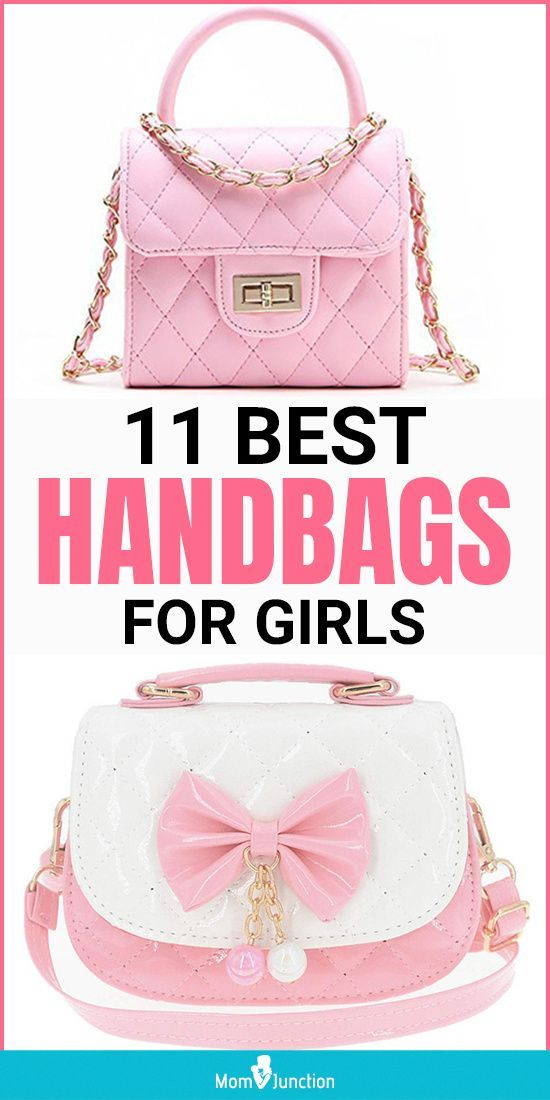 A handbag is an accessory that every girl, young or old, needs to store a book, money, makeup, or anything else of value. Carrying a handbag is not just a fad anymore, which means that your little girl should also get one if she asks for it.