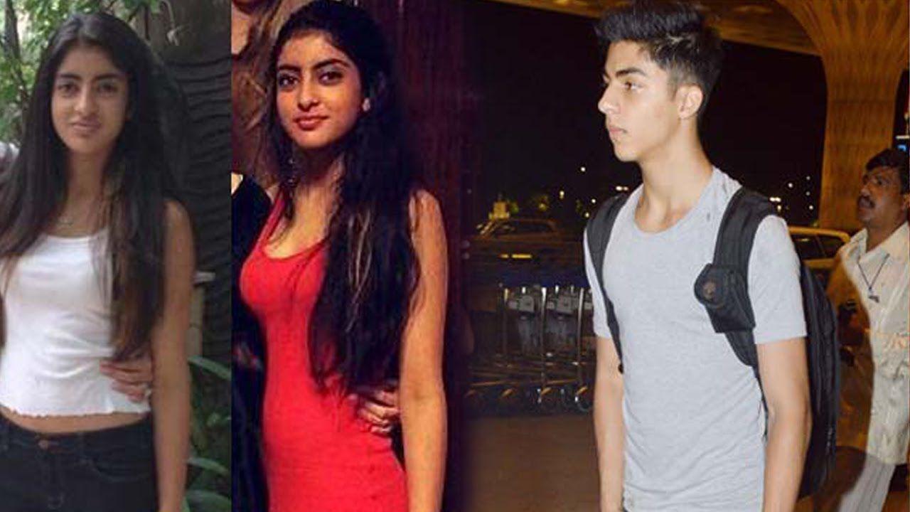 Shah Rukh Khan's son Aryan, Aamir Khan's daughter Ira or ...