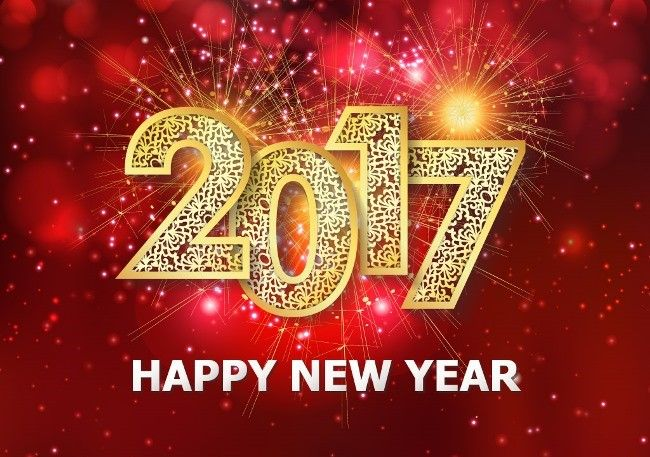 happy new year wallpaper free download 2018