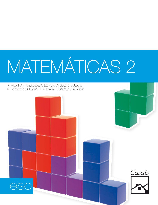 Libro Digital - Matemáticas 2 ESO