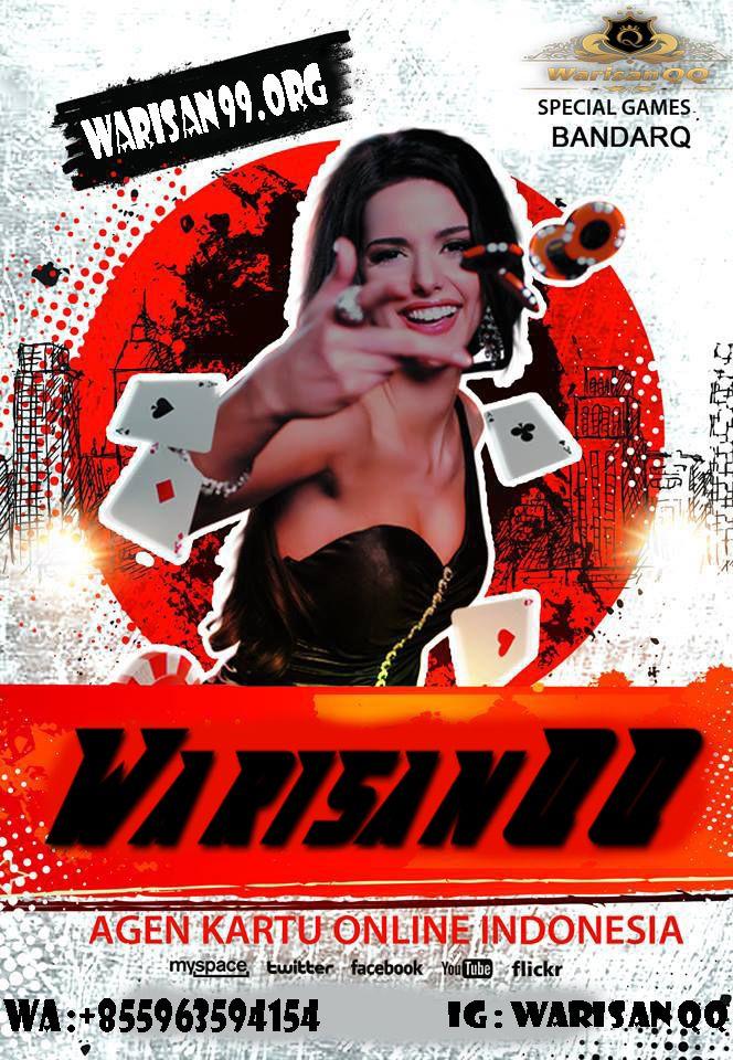 WarisanQQ di 2020 Poker, Indonesia