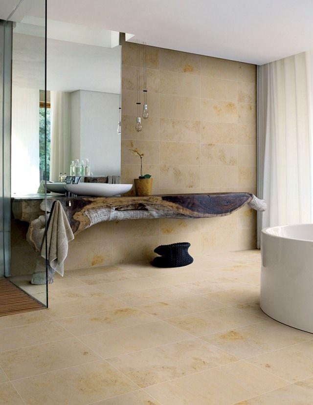 kologische bodenbelge fliesen sandstein look pietra jura - Sandstein Fliesen Badezimmer