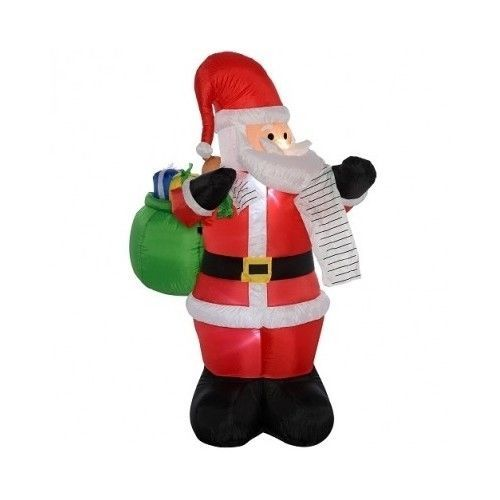 Inflatable-Santa-Airblown-LED-Christmas-Decor-Indoor-Outdoor-Decoration-Claus