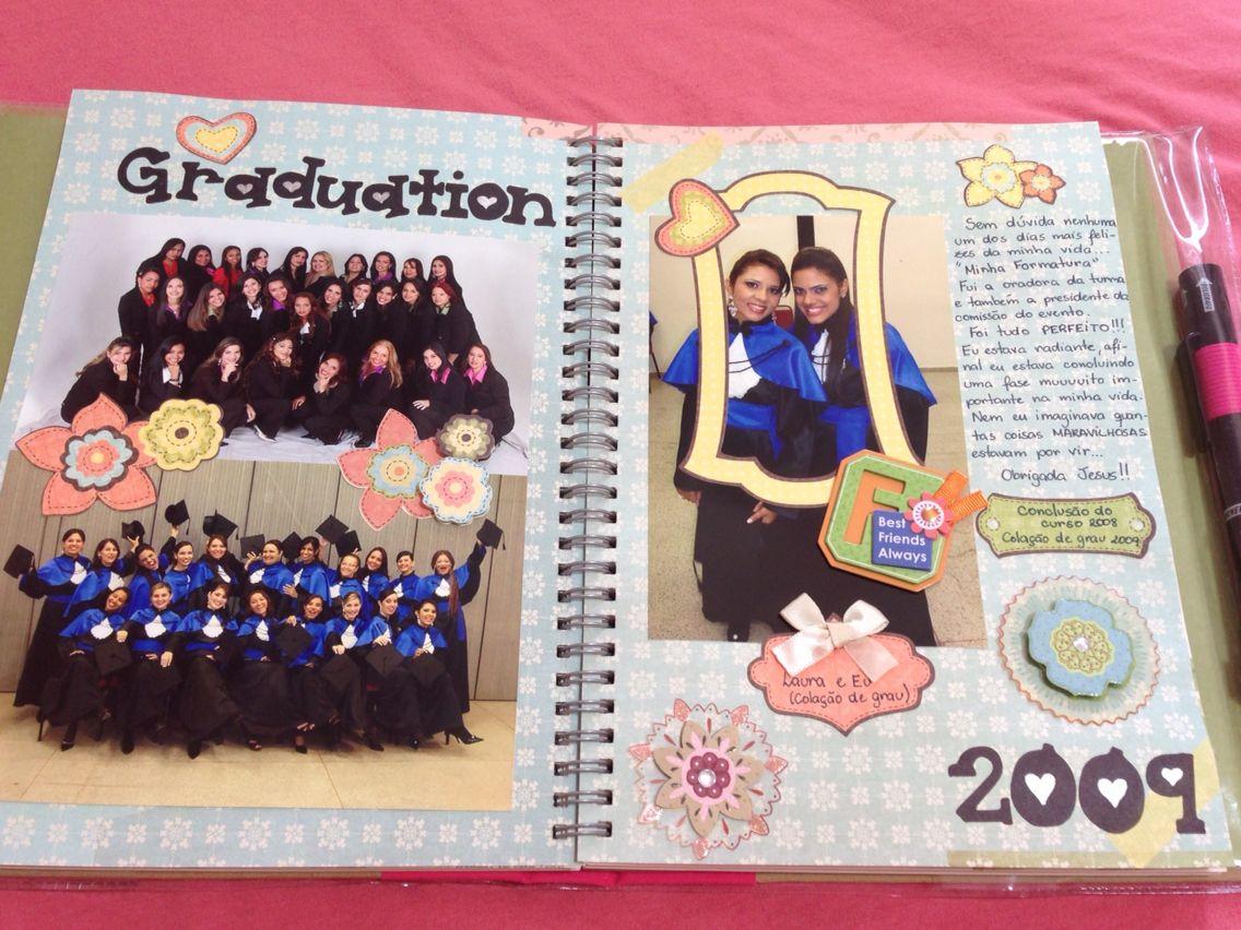 Página sobre minha graduação!