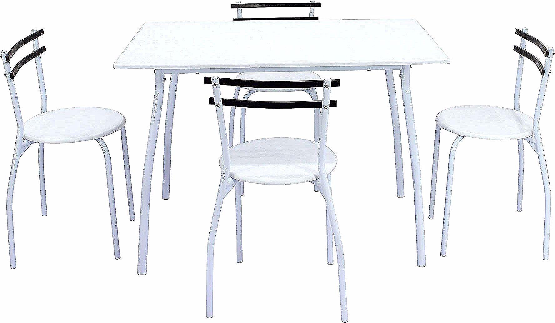 Ensemble Table Et Chaises De Cuisine Rec Sun In 2020 Dining Chairs Bar Table Home Decor