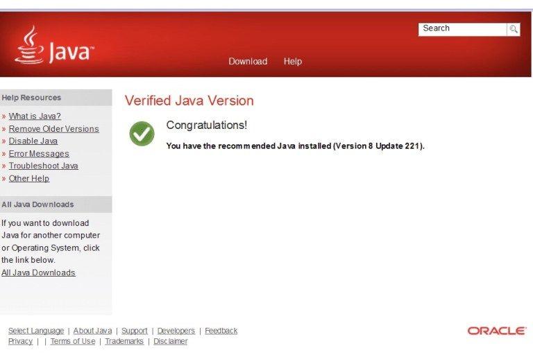 Enable Java On Chrome Working 100 Java Tutorial Java Application Programming Interface