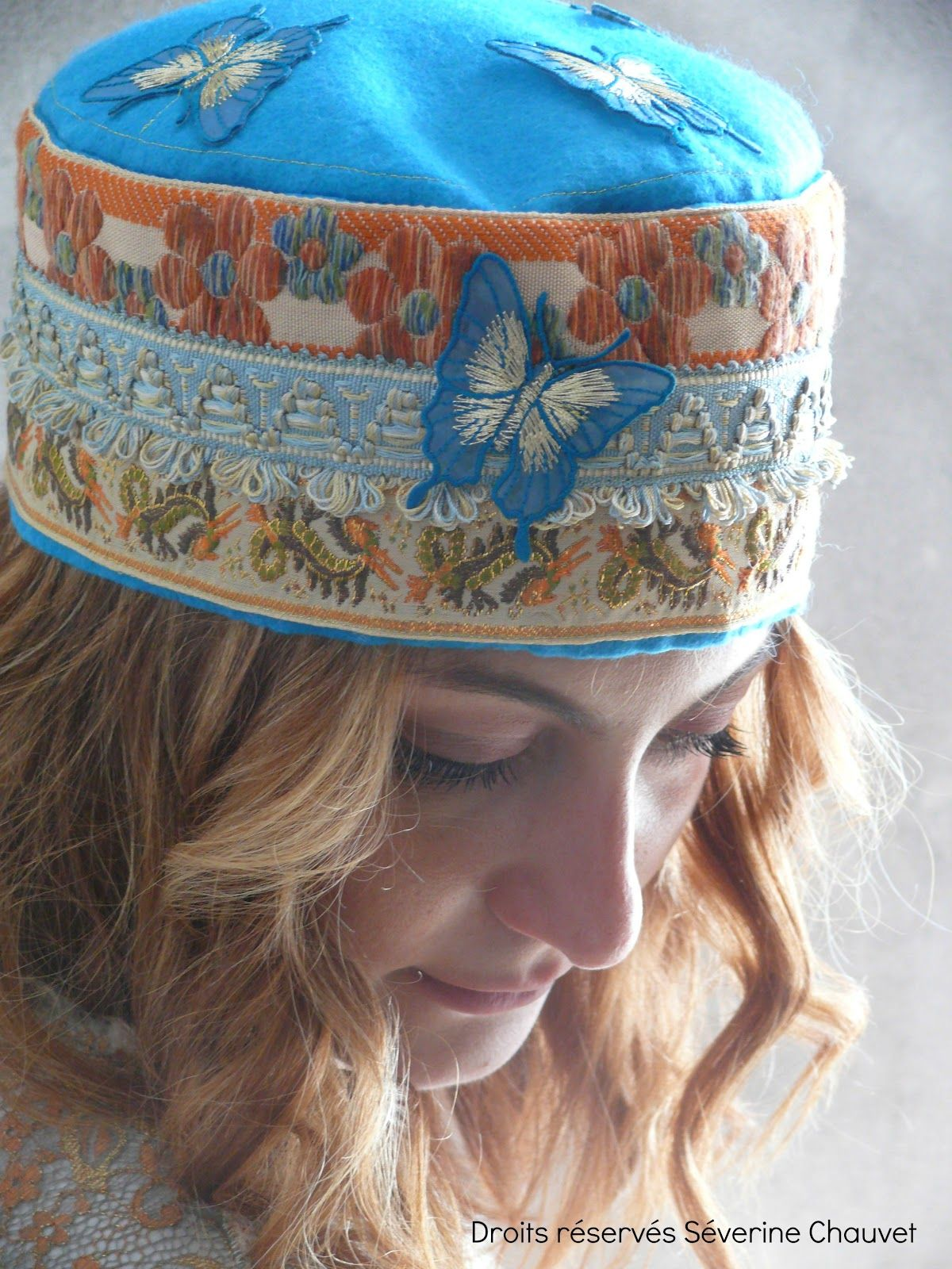 Boutique en Bohème, Bohemian Hats