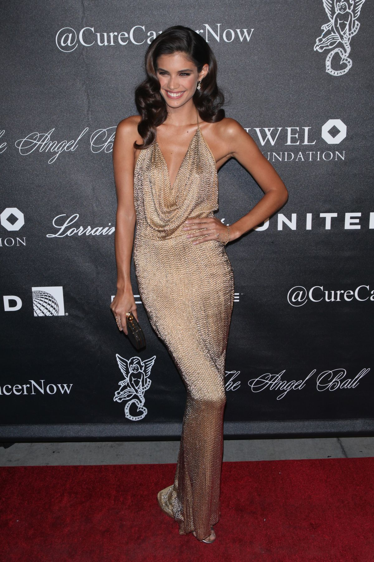d2464e6af Sara Sampaio.. | Best Dressed | Dresses, Formal dresses, Gucci dress