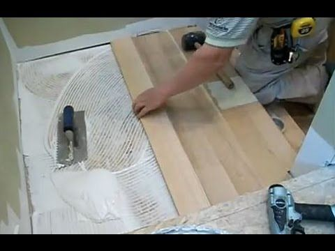 Best How To Install Hardwood Stairs Stair Landing Installation 400 x 300