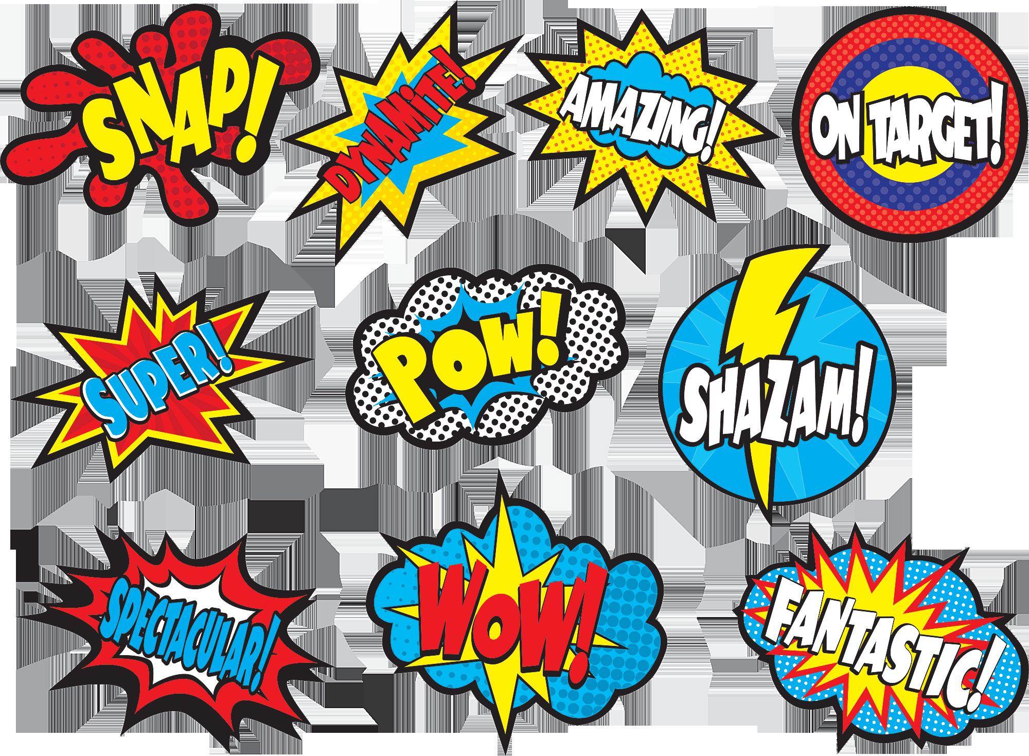 Superhero Sayings Accents Superhero Classroom Decorations Superhero Classroom Theme Superhero Classroom