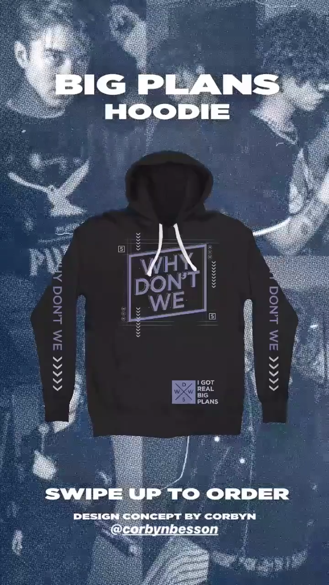 540e9c710 Wdw big plans merch | Why Don't We in 2019 | Why dont we boys ...