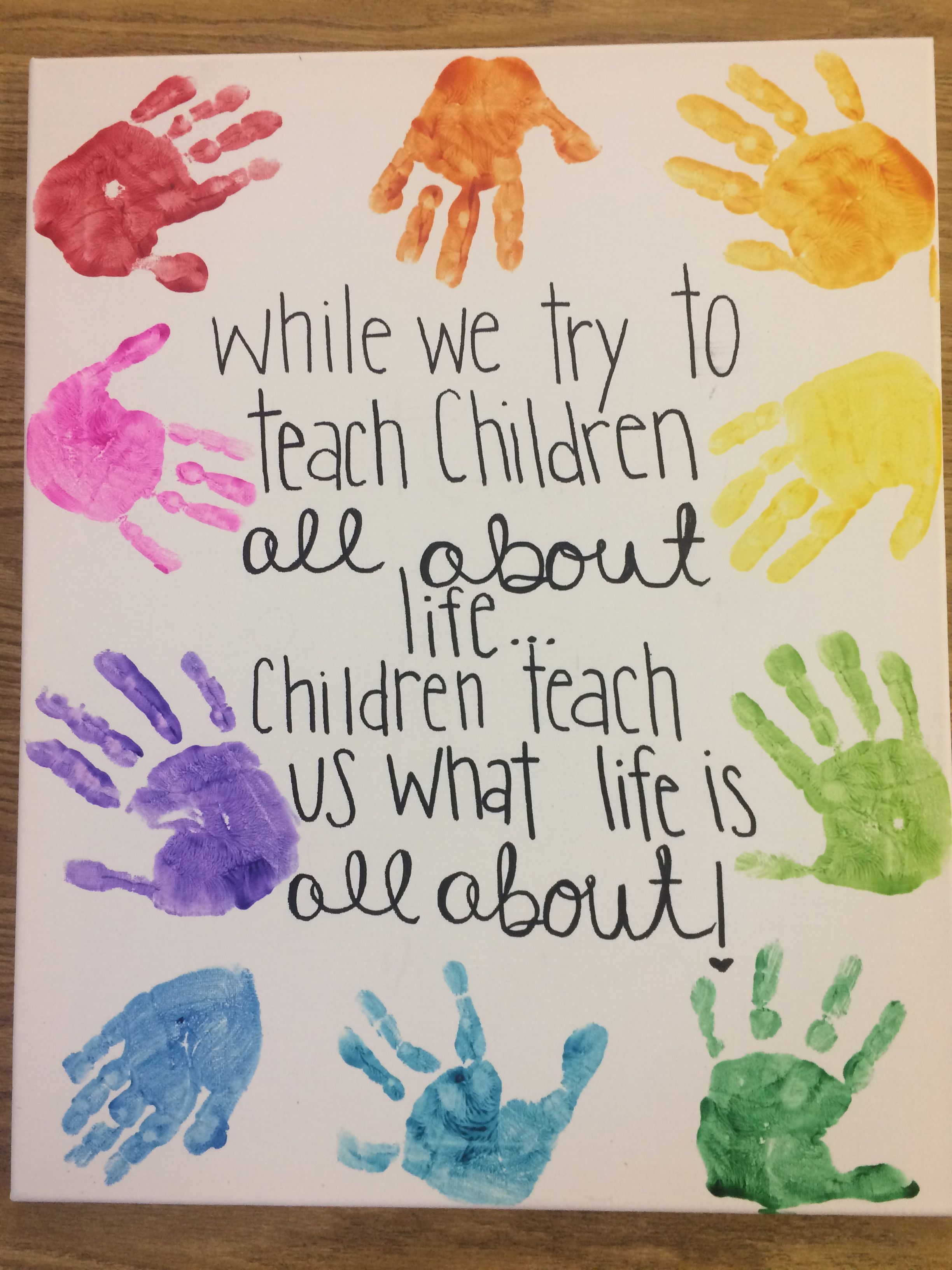 Daycare Quotes Week Of The Young Child Art  My First Classroom  Pinterest