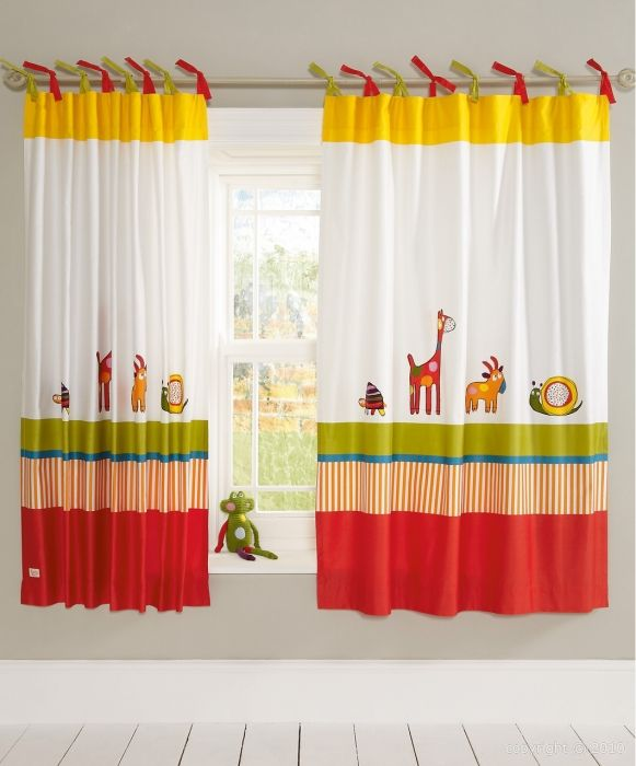 шторы-в-детскую.jpg 581×700 พิกเซล | cortinas | Pinterest | Cortinas ...