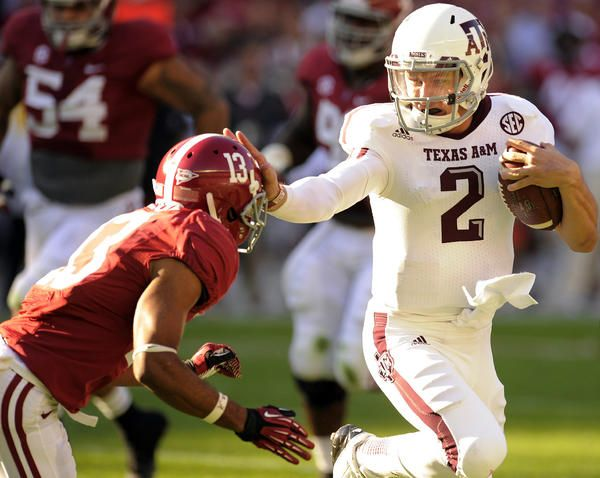 Texas A M Will Be The Flavor Of The Month In 2013 Sec Preseason Predictions Johnny Manziel Johnny Football