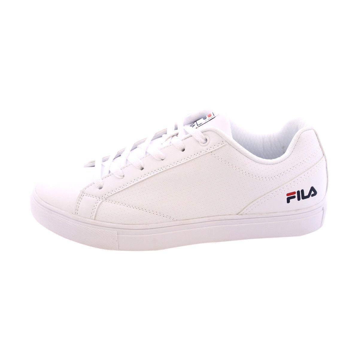 fila men s shoes. fila - men\u0027s amalfi perf sneakers navy/white/red men s shoes n