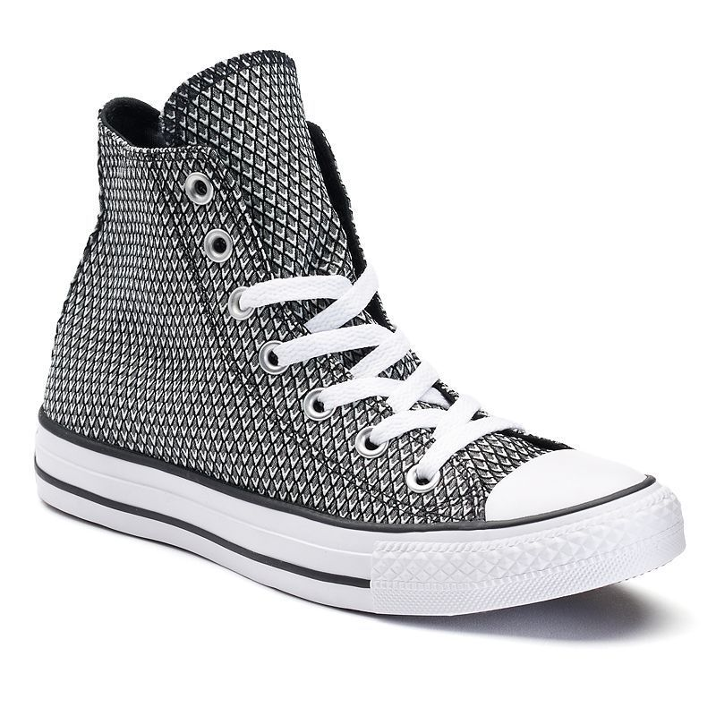bbe4f4177fdf Women s Converse Chuck Taylor All Star Knit High-Top Sneakers ...