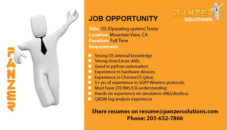 Pin On Panzer Solutions Latest Job Opportunities