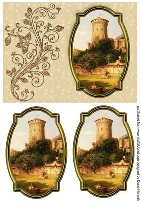 Castle on Craftsuprint - View Now!