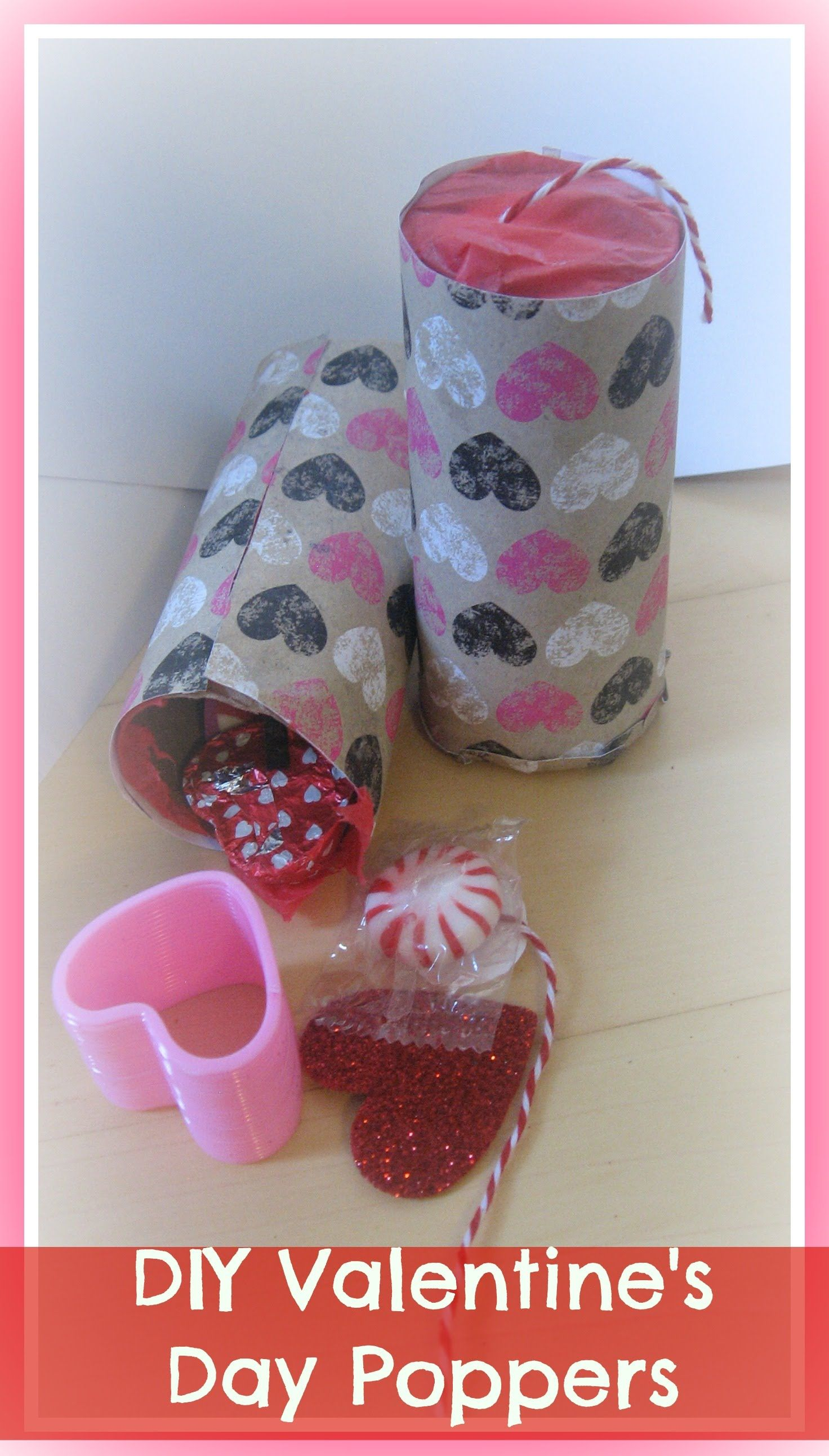 Diy Valentine S Day Gift Ideas How To Make A Valentine Candy