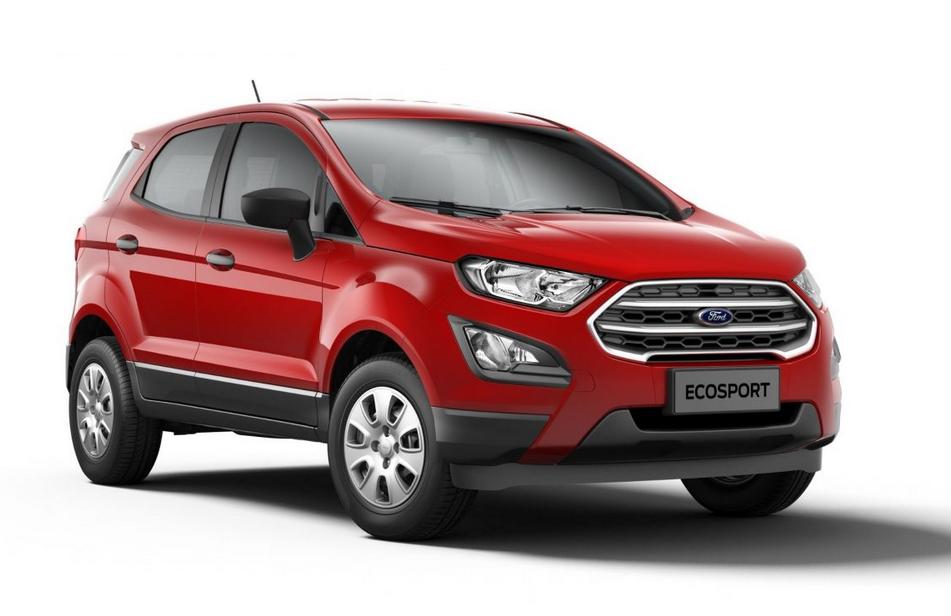 Ford Ecosport 2020 All New Ford Ecosport 2020 Ford Ecosport 2020