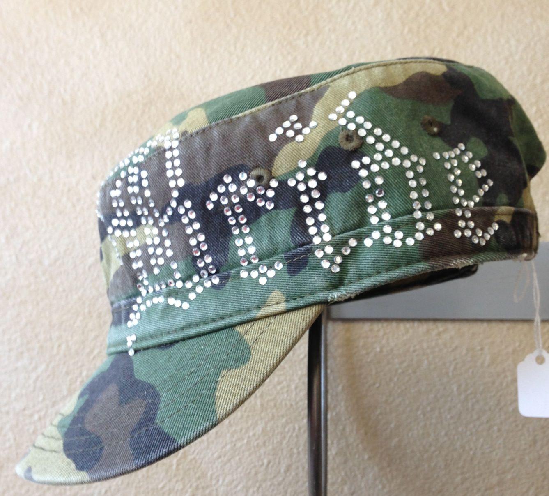 Camo Bride Hat