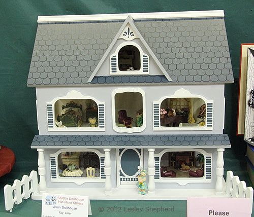 Explore The Furniture From A 1930s Dollhouse Resin