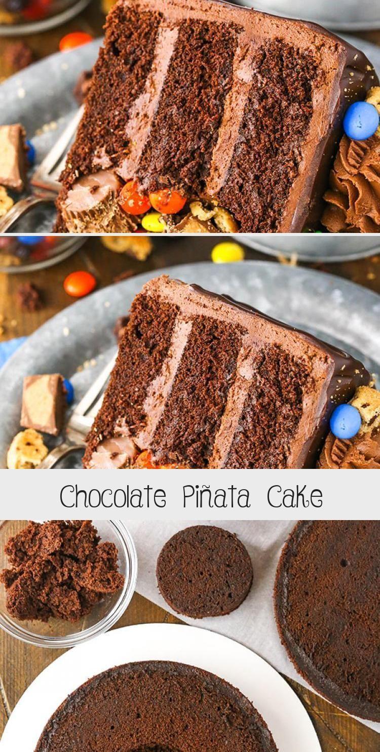 Photo of Schokoladen-Piñata-Kuchen – Lebensliebe und Zucker #PinataKuchenSchoko #PinataK…