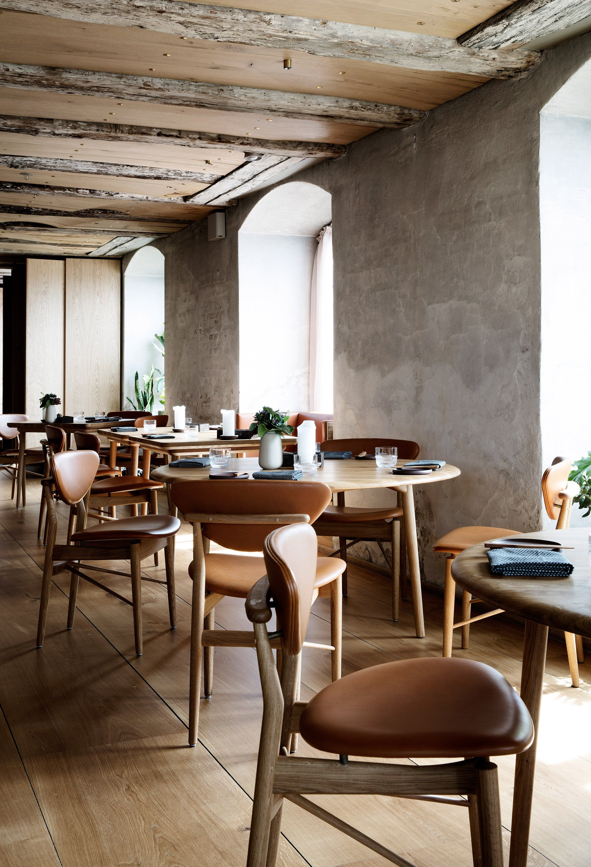 Noma Bar Copenhagen By Snohetta Restaurant Furniture