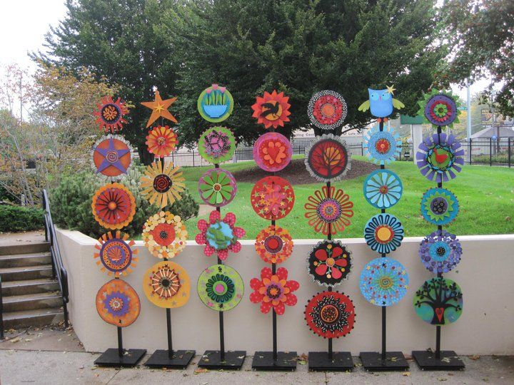 Carol S Garden: Carol Roeda's Art Prize Entry 2009