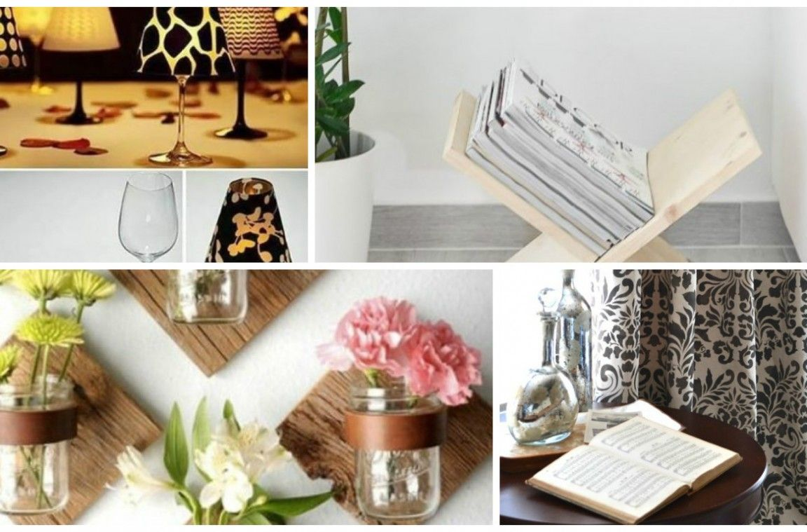 DIY Home Decor Projects - 267 Easy and Crafty Ideas | Dyi ...