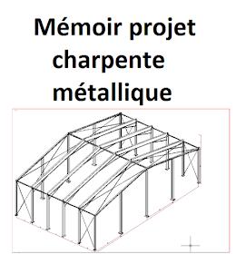 projet charpente metallique modern