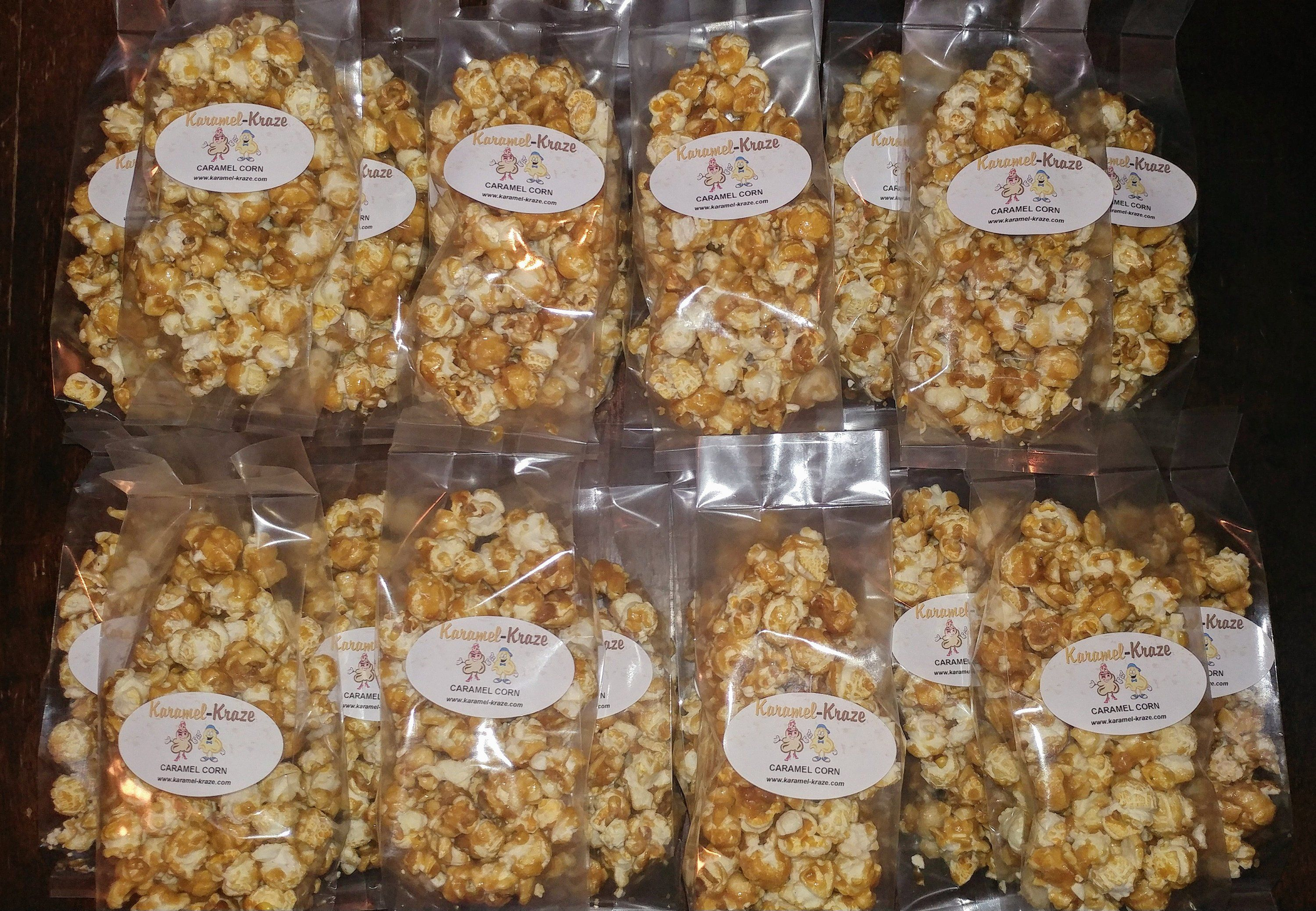 how to make caramel without cream for popcorn