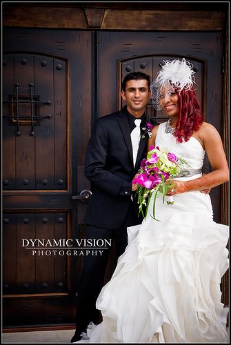 Traditional Indian Mixed Wedding Interracial Wedding