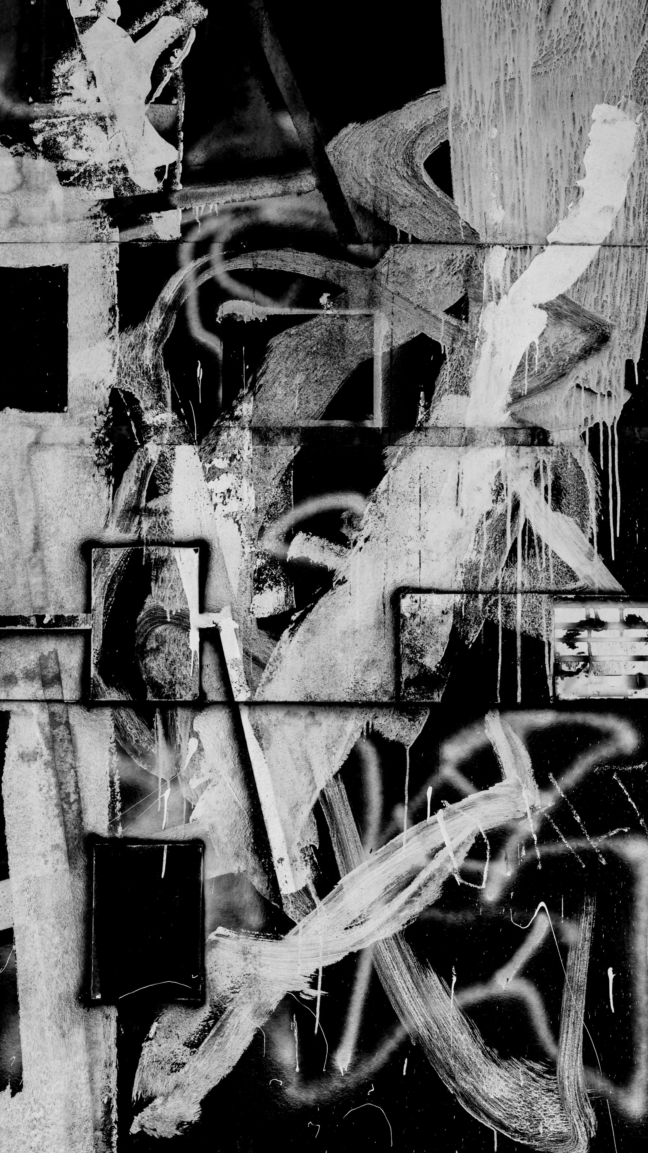 Abstract Stains Lines Bw Wall Art Wallpapers Hd 4k Background For Android Abstract Wallpaper Backgrounds Abstract Wallpaper
