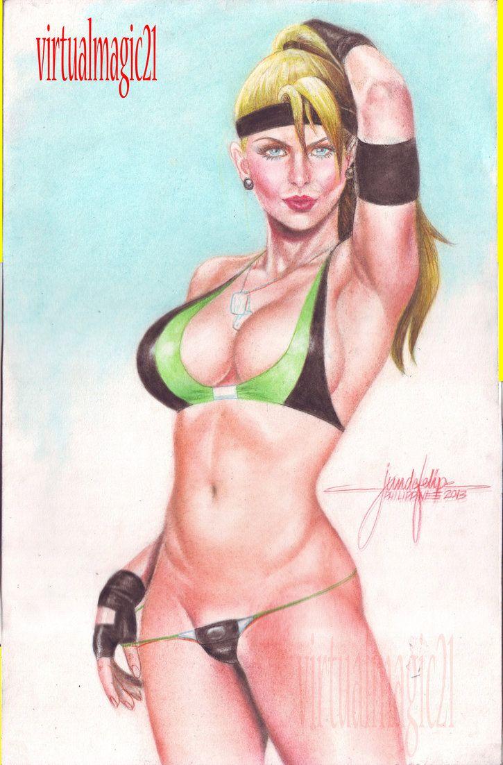Pin by Trevor Elia on Jade (Mortal Kombat) | Mortal kombat
