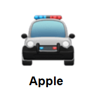 Pin By Emojis On Transport Police Cars Car Emoji Car