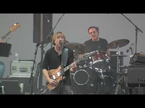 Chords For Trey Anastasio Band Everythings Right Wanee Festival
